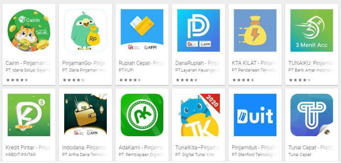 Mesin Uang Pinjaman Online