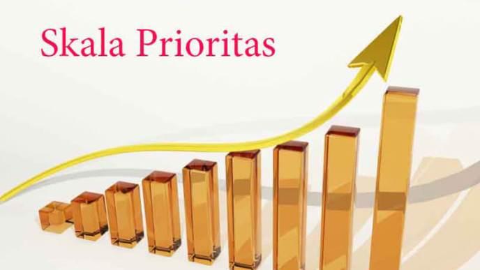 Buat daftar kebutuhan prioritas, dan tepati
