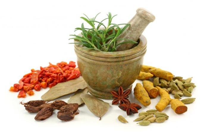 Usaha produk herbal