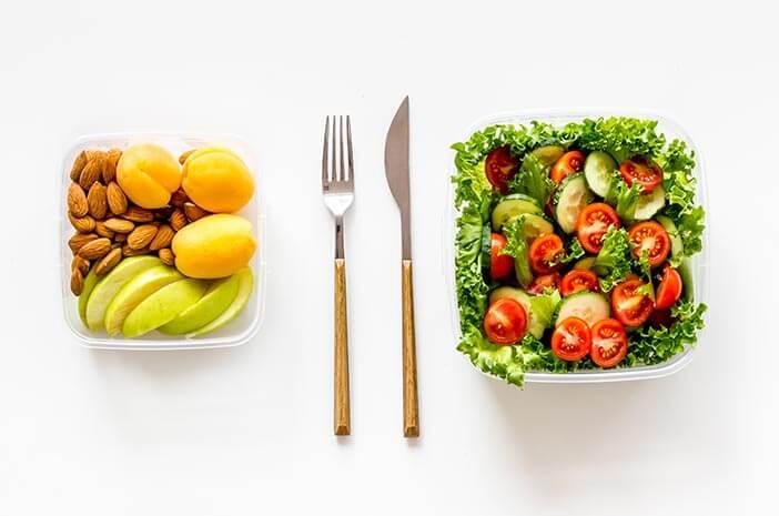 catering makanan sehat