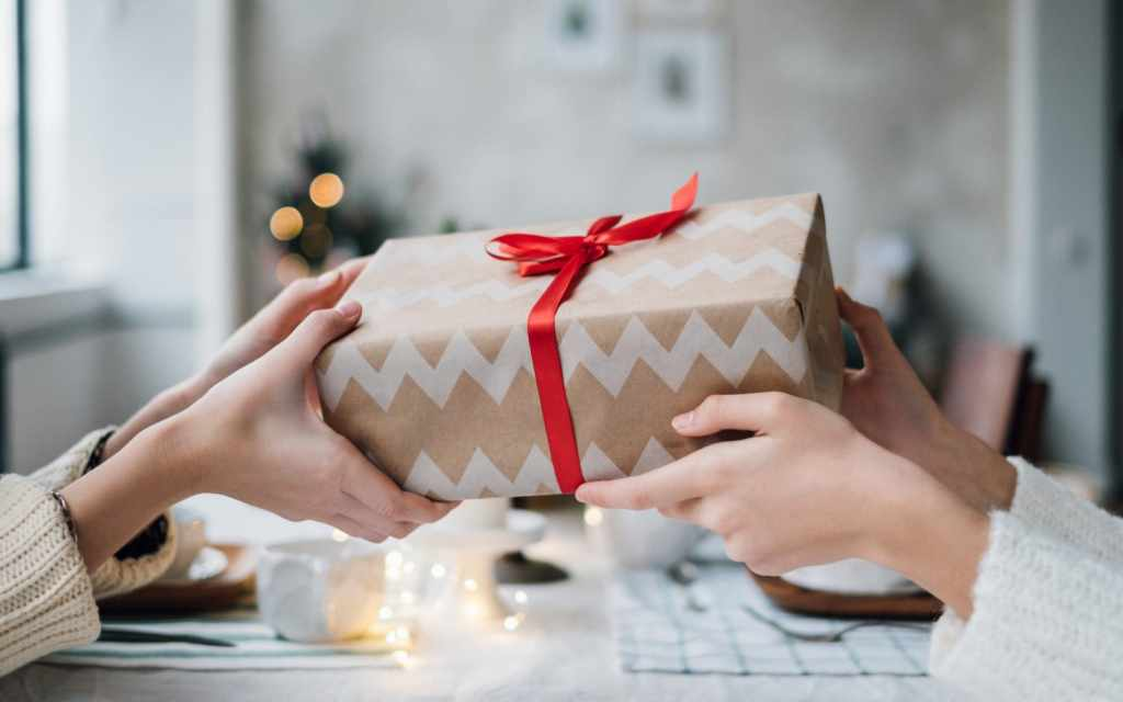 gift box for customer