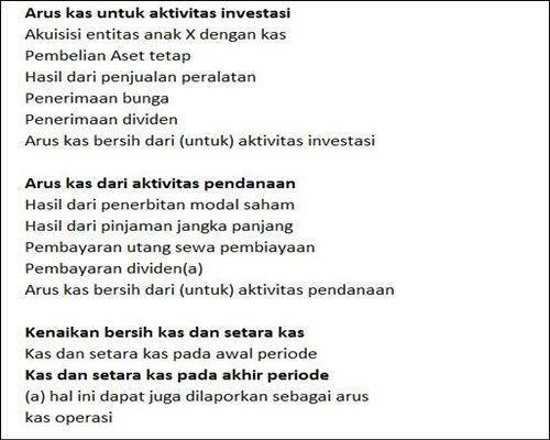 laporan keuangan wakaf - laporan arus kas.4