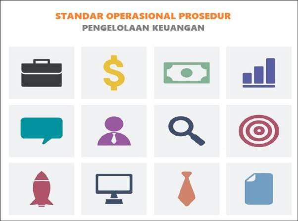 contoh standar operasional prosedur keuangan perusahaan