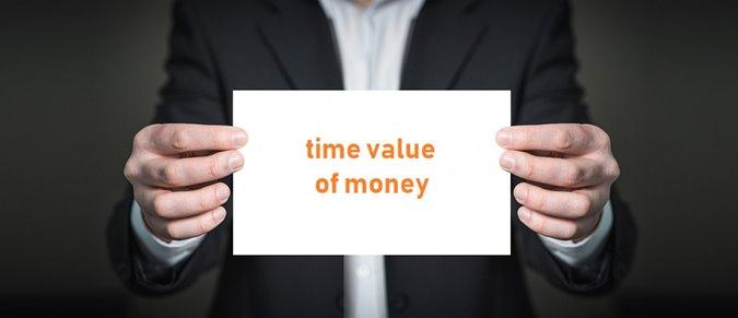 nilai waktu uang adalah