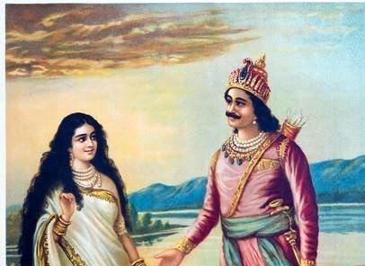 Shantanu and Ganga