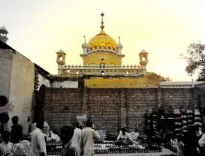 Tomb of Ranjit Singh
