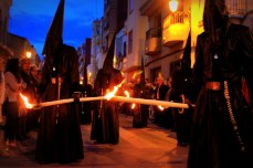 Semana Santa Procession, Valencia, Spain