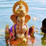 Why do Hindus celebrate Ganpati Visarjan