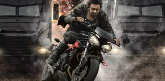 Huge action scenes In saaho movie