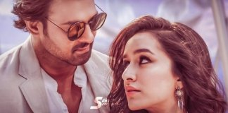 saaho pre release business Details