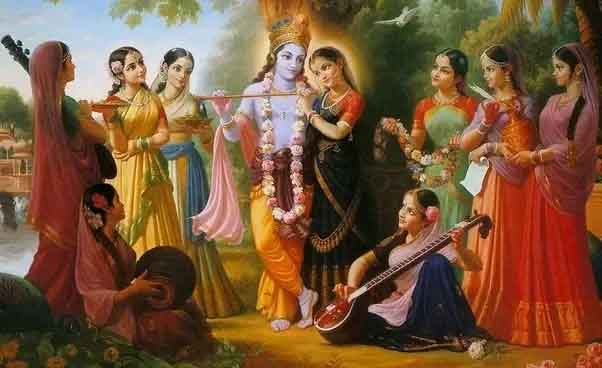 8 wives of srikrishna and their details