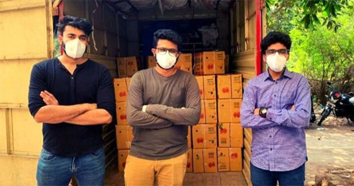 this mumbai startup delivering fresh fruits and vegetables everyday to people by taking whatsapp orders