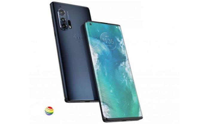 Motorola Edge+ smart phone launched in India