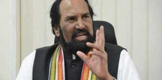 uttam kumar reddy urges cobgress leaders to protest against governments