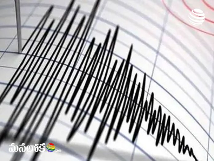 413 earth quakes recorded in india over 6 months period