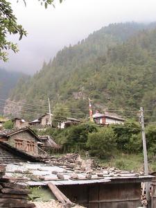 Thancowk Village