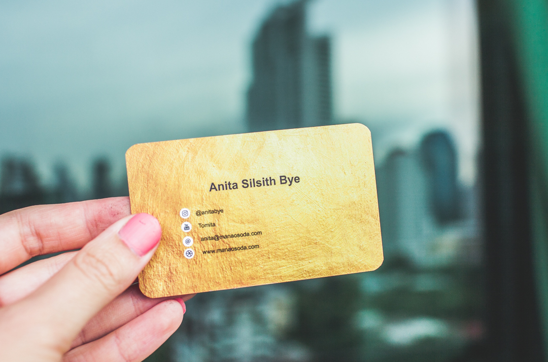 businesscard bangkok