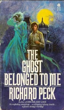 Ghost belonged to me book cover
