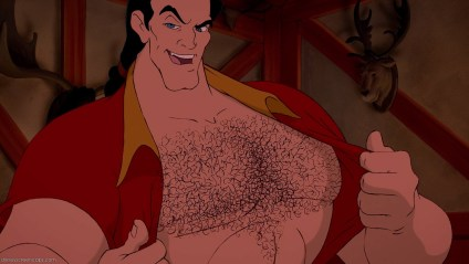 Gaston hairy dude