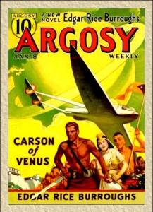 carson of venus argosy