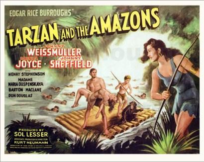 poster-tarzan-und-die-amazonen-340708