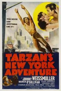 Tarzans New York Adventure