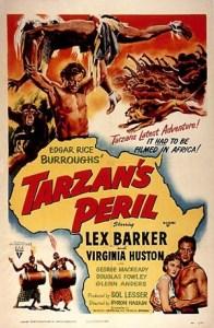 Tarzans-peril