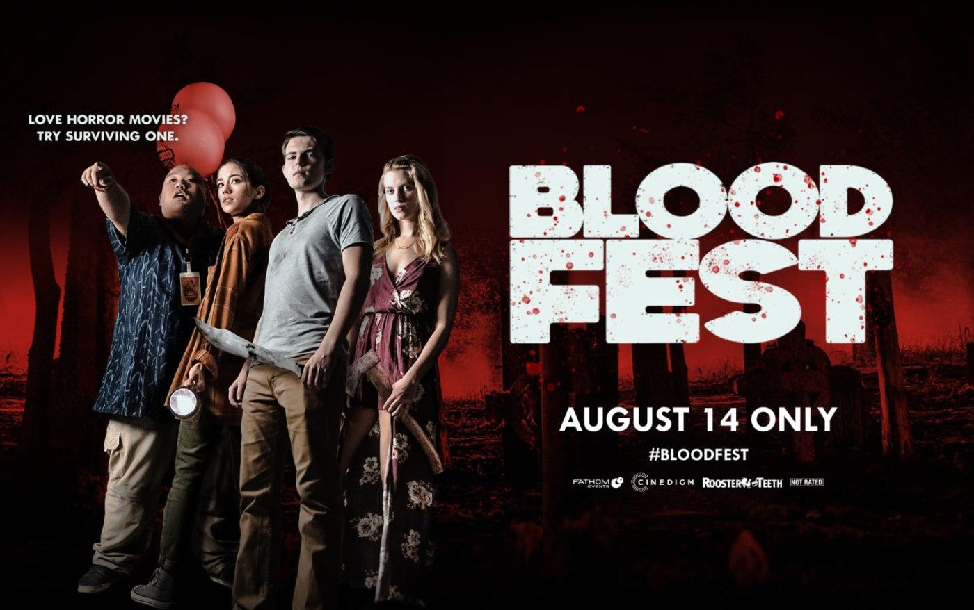 Blood Fest (2018) – Review | Mana Pop