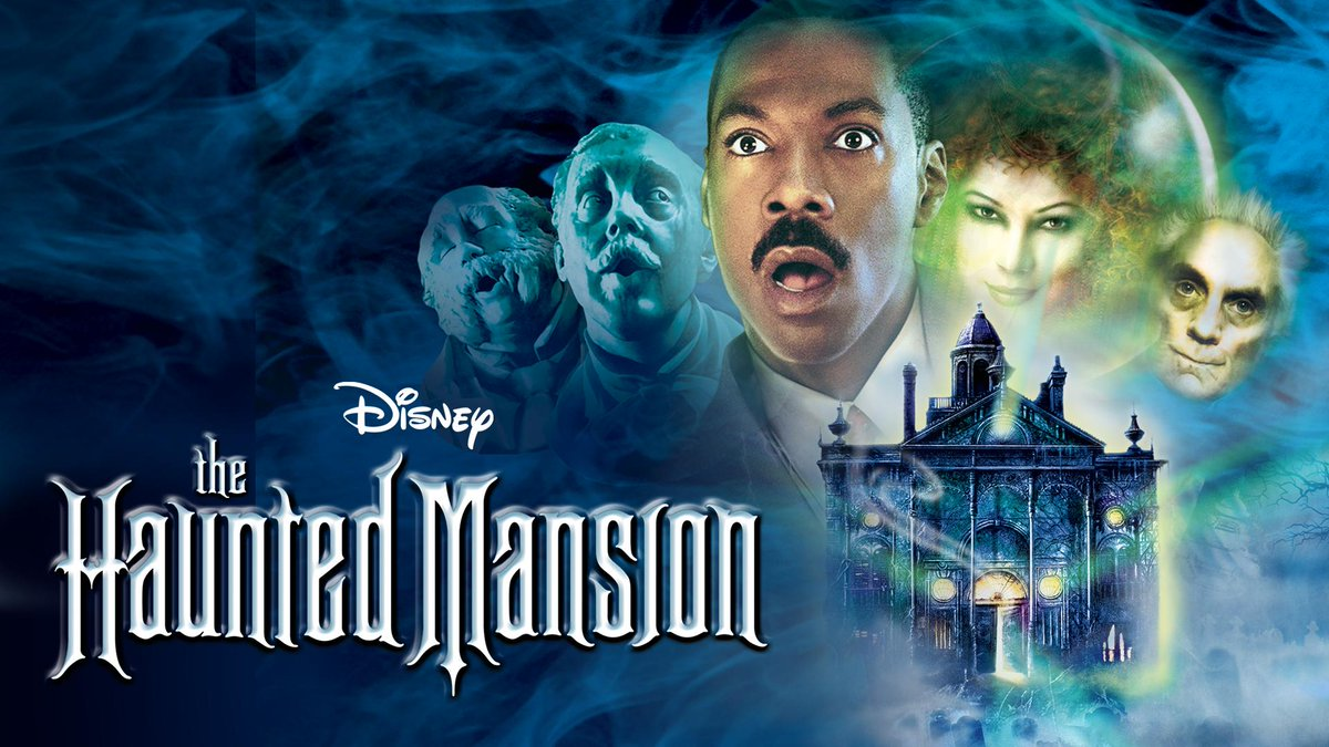 The Haunted Mansion 2003 Review Mana Pop