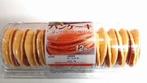 木村屋總本店パンケーキメープル&マーガリン/コストコ