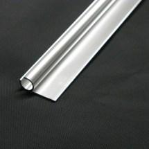 Anodized Aluminum Awning Trailer Molding Track 20 Length