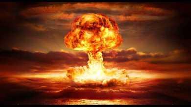 انفجار نووي وتعتيم اعلاني
