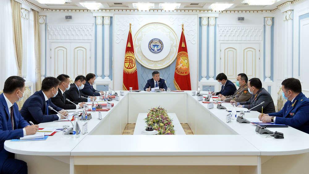 Рекомендации Совбеза помогут преодолеть возможный кризис