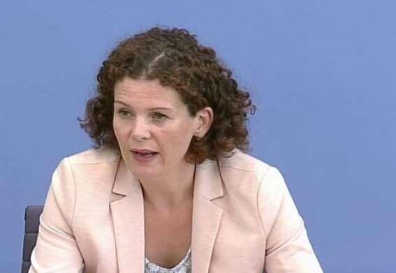 Германия планирует наложение санкций на Россию
