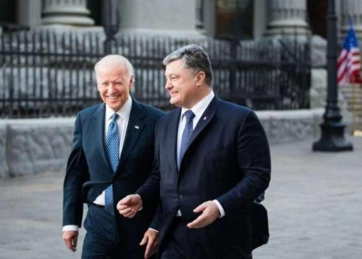 США винит Россию в прослушке разговоров Порошенко с Байденом