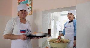 Российская помощь кыргызстанским школам