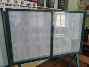 На избирательных участках наблюдались сбои системы идентификации