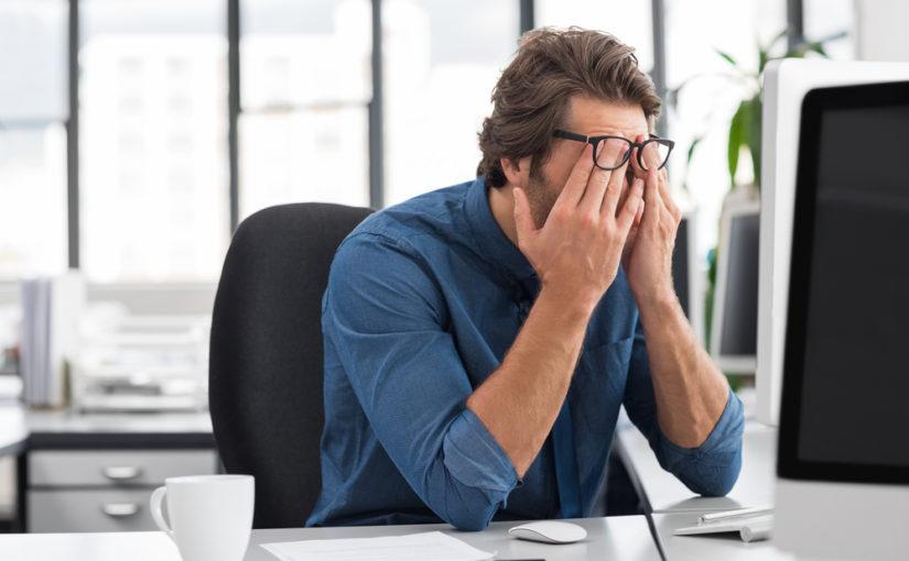 Datora izraisītu redzes traucējumu sindroms – kas tas ir un kā no tā izvairīties?