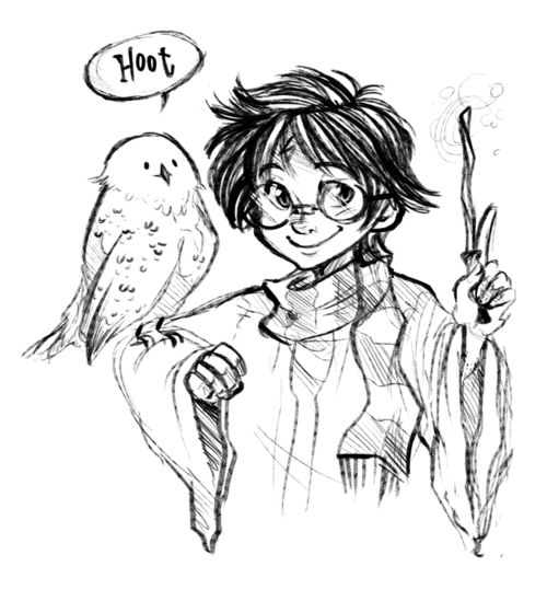 Econ Mom and some Potter Magic! manasiecon
