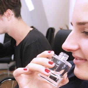 Parfumworkshop Teilnehmer