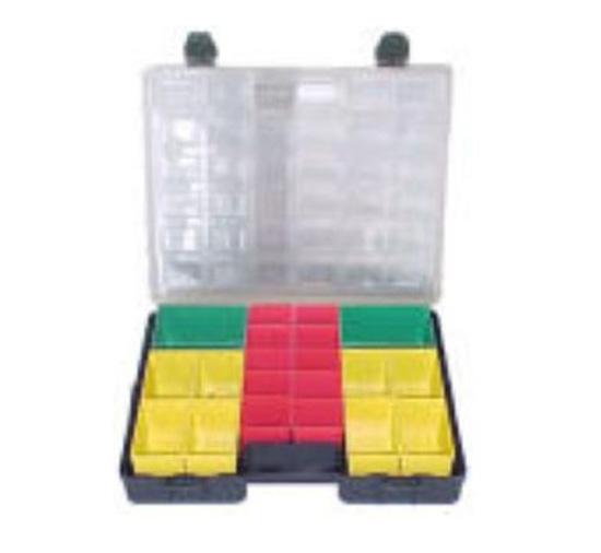 Cassetta portaminuteria in plastica pvc 20 vaschette ARTPLAST  eBay