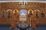 Paraclisul Sf. Pantelimon de la demisolul noii biserici