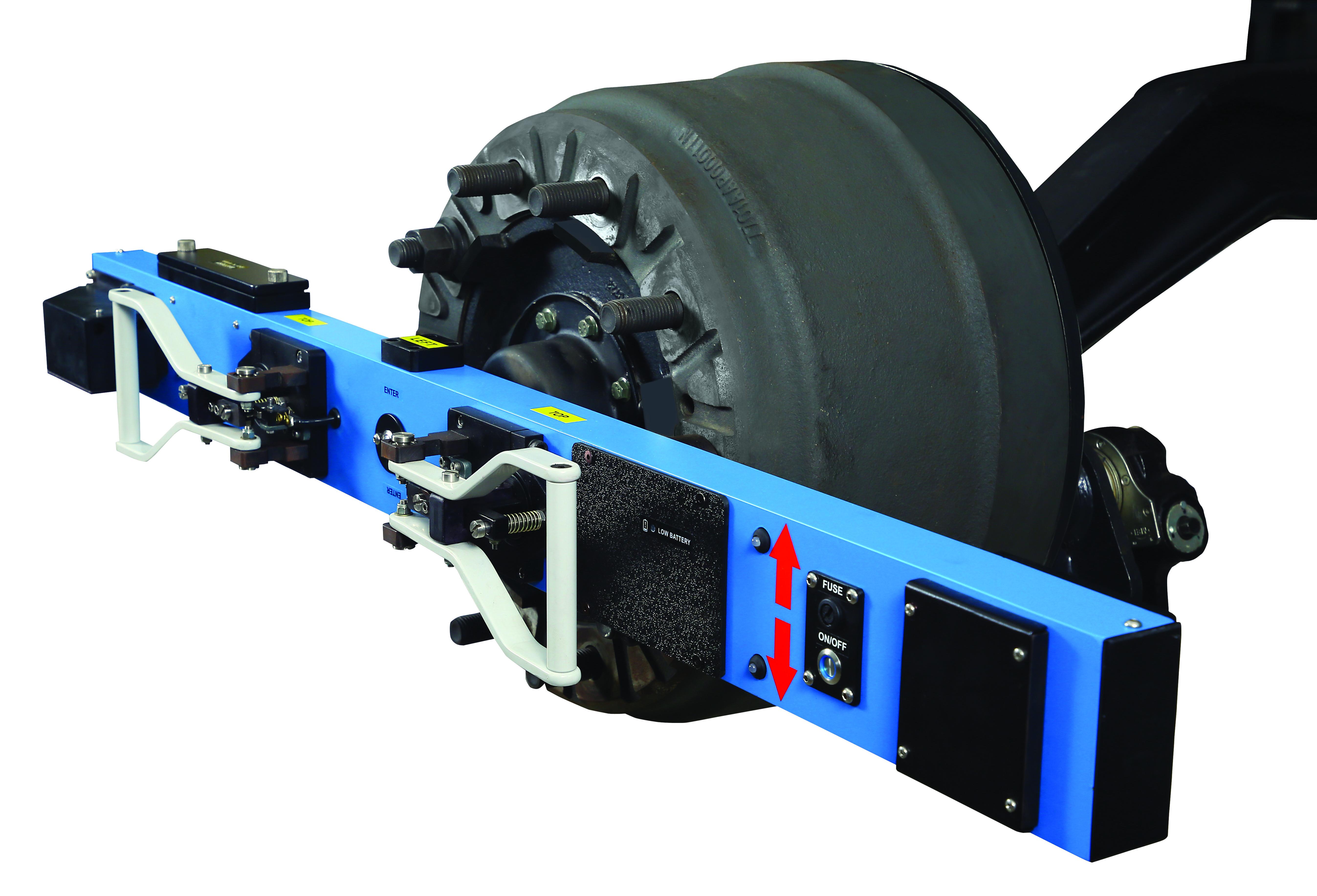 Axle Alignment