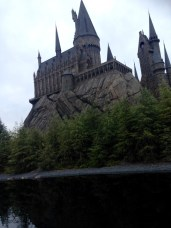 Hogwarts Castle and the Great Lake