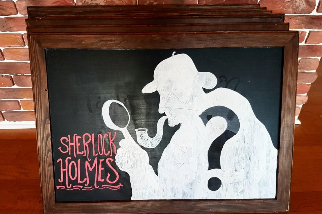 חדרי בריחה בנושא שרלוק הולמס