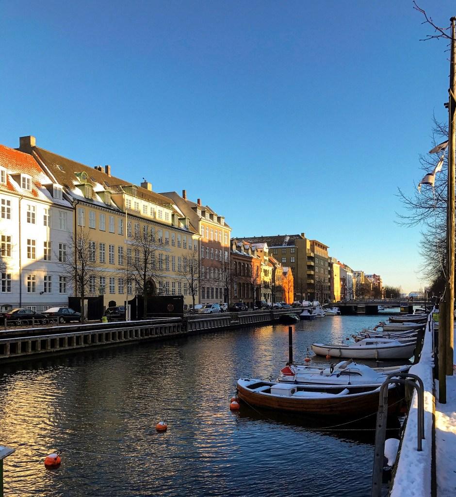 Copenhague - christianshavn
