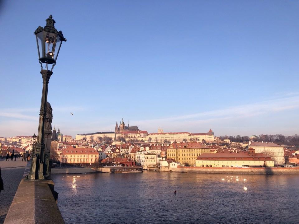 Staré Město - Karlūv most