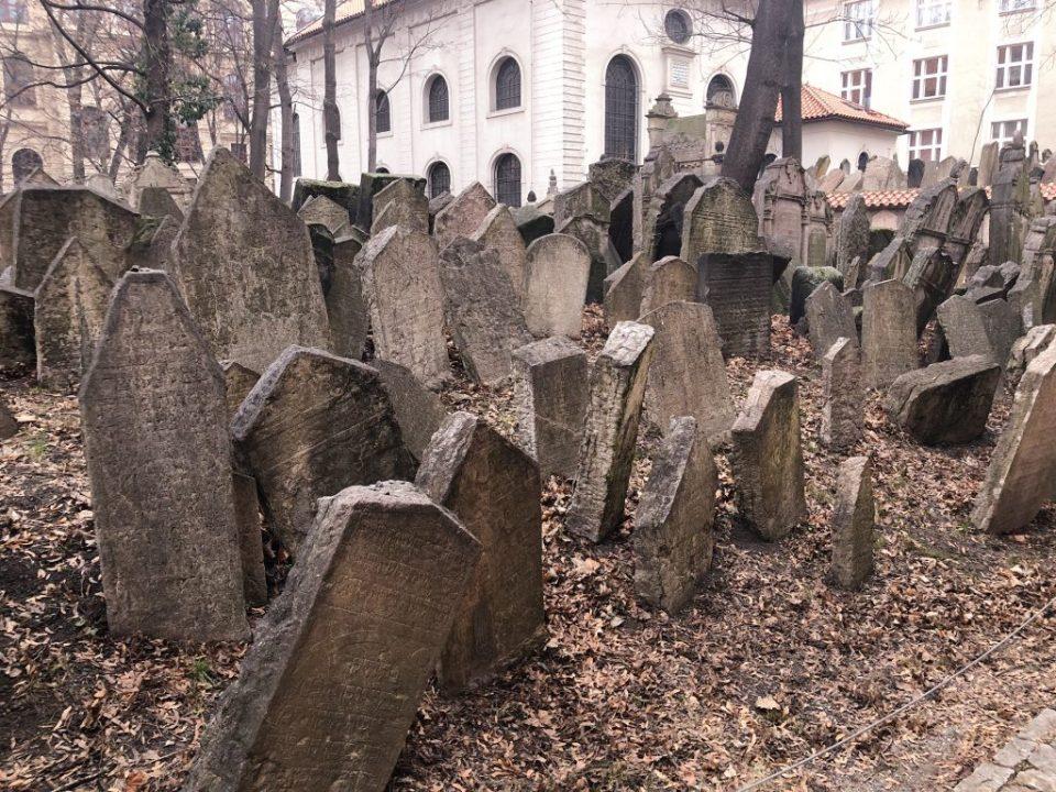 Josefov - Starý židovský hřbitov