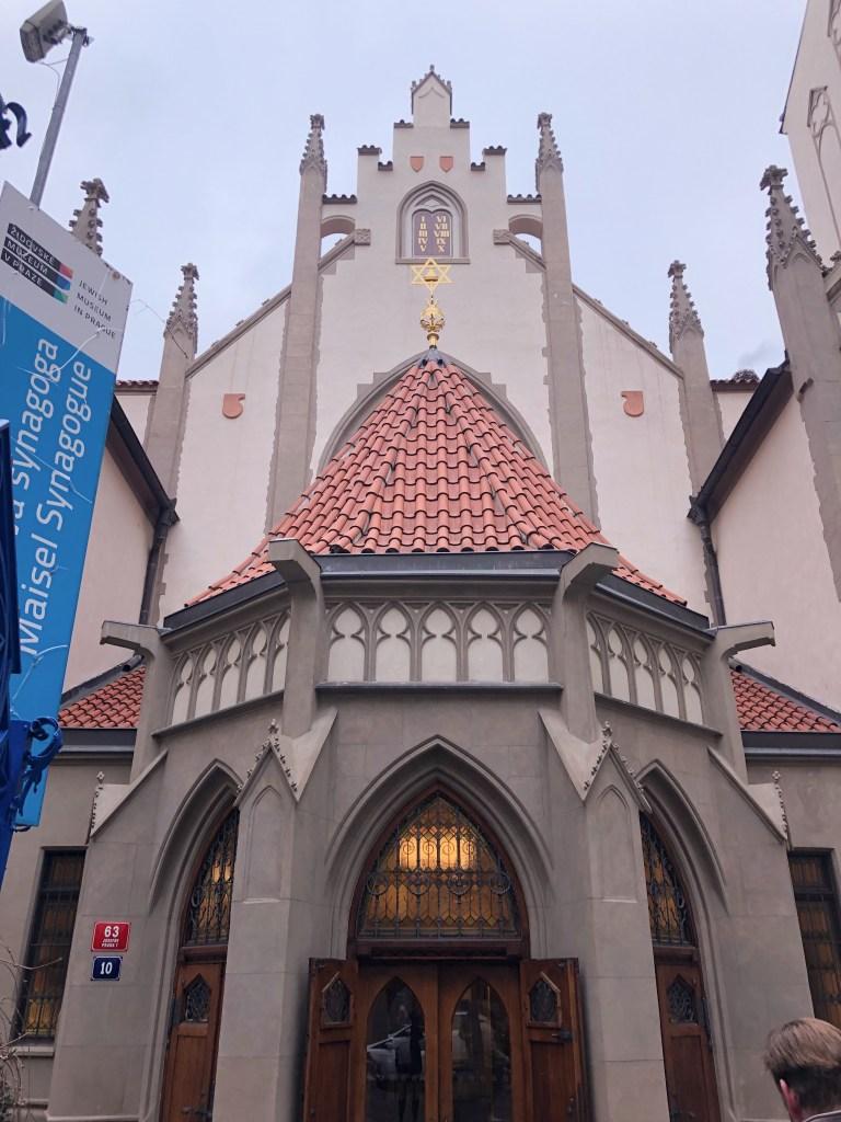 Josefov - Maiselova synagoga