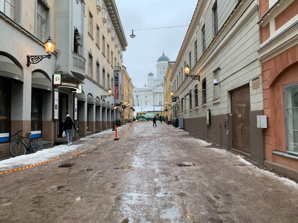 Helsinki - Tumiokirkko